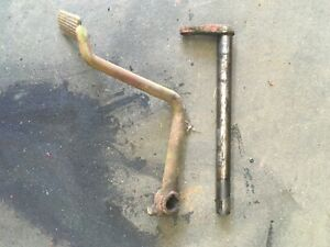Ford 800 Series 850 Tractor Left Brake Pedal And Rod Part
