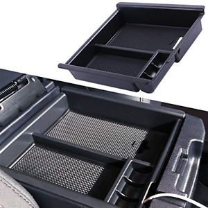 Jdmcar Compatible With Tacoma 2016 2019 2020 2021 Center Console Organizer Abs