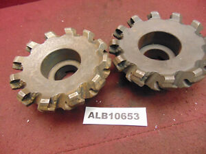 Sandvik 5in Indexable Face Mill Ra2451 27r3812h Lot Of 2 Alb 10653