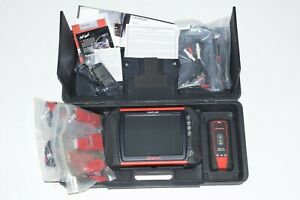 Snap on Verus Wireless Automotive Diagnostic Scanner Tool Set Ver 16 2 Extras