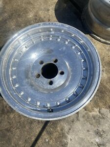 15x7 Vintage Ar61 Outlaw I 1 American Racing Centerline Solid 5x4 75
