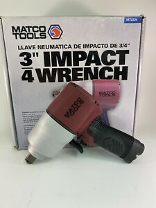 New Matco 3 4 Drive Mt2234 Impact Wrench New In Box