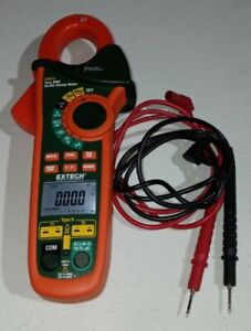 Extech Instruments Ex613 True Rms Ac dc Clamp Meter Fast Free Shipping