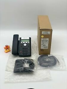Polycom 2200 12360 025 Soundpoint Poe Ip Phone open Box