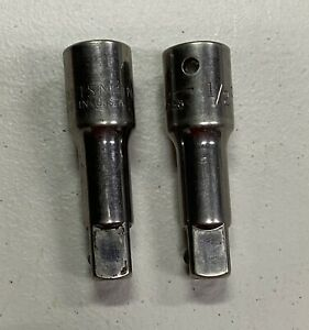 Lot Of 2 Craftsman Usa 1 2 Drive 3 Extension 44133