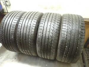 4 245 40 19 94w Goodyear Eagle Sport Tires 9 5 10 32 No Repairs 2720