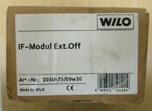 Wilo 2030475 If modul Ext Off New