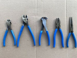 Blue Point Tools 5pc Pliers Cutters Needle Nose