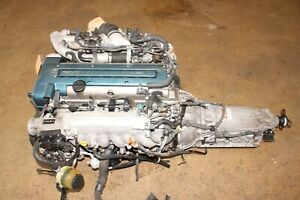 Jdm Toyota Aristo Supra 2jz Gte Vvti Twin Turbo Engine 2jzgte Motor Transmission