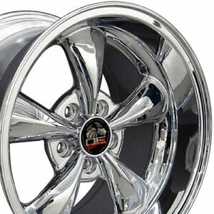 17 X10 5 Inch Wheel Rim For Ford Mustang rear Only 2002