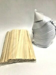 Paint Strainers W Nylon Filter 250 Ct Bamboo Stirs 100 Ct Free Shipping