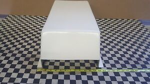 Sweettwo Lane Blacktop Gasser Hood Scoop 55 Chevy With Front Cut