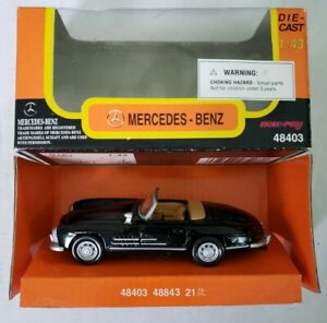 New ray 48403 Mercedes benz 300sl Roadster 1957 1 43 Scale Die Cast In Box