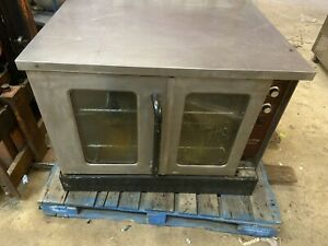 Southbend Silverstar Slgs 12sc Full Size Gas Convection Oven