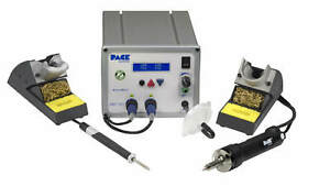 Pace Mbt 301 Soldering Desoldering Station With Td 100 Iron