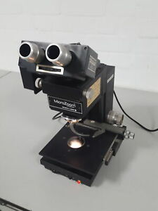 Bausch Lomb Microzoom Metallurgical Inspection Microscope Lab