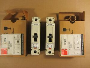 Fpe Federal Pioneer Horizon Circuit Breaker 1 Pole 347 Volts 15 Amp Ce1015e