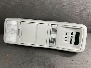 Oem 2003 2011 Ford Crown Vic Grand Marquis Overhead Dome Light Console Grey