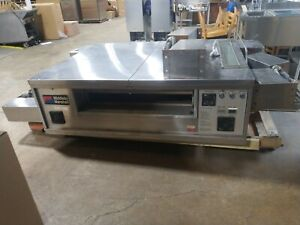 Middleby Marshall Ps570s Commercial Pizza Conveyor Oven Natural Gas
