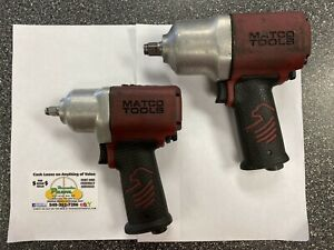 Matco Tools mt2220 3 8 Air Pneumatic Impact Wrench 1 2 Air Impact Wrench
