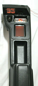 Beautiful 1979 1986 Ford Mustang Automatic Black Center Console