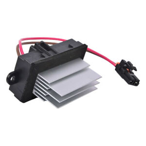 Blower Motor Resistor For Hummer H2 Heater Blower Motor Fan 19331830 19329838 Us