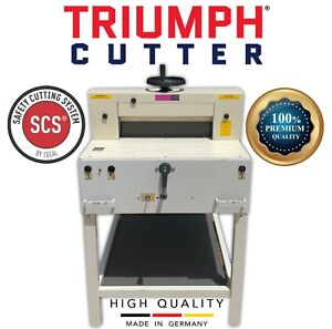 Triumph 4810 18 1 2 Hd German Quality Electric Paper Cutter extra Blade