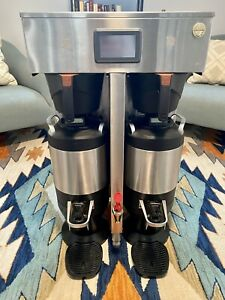 Curtis G4 Commercial Twin 1 5gal Coffee Brewer