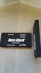Dura block Af4405 Scruff Block Sanding And Prep Work Shipped With Tracking