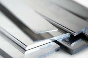 Alloy 304 Stainless Steel Flat Bar 3 8 X 1 1 2 X 12