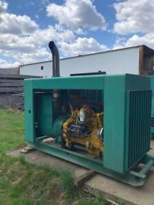 Cat Onan 60 Kw Heavy Duty Continuous Rated Generator Set
