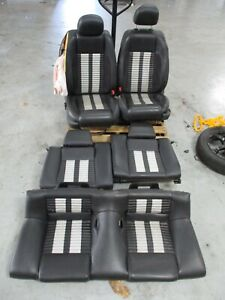 2011 Ford Mustang Gt500 Seats 052