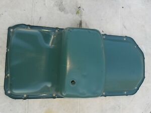 Buick Nailhead 401 425 Engine Oil Pan From 1963 Wildcat With Pickup