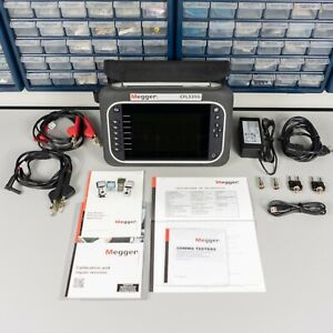 Megger Cfl535g Tdr2000 3 Advanced Dual Channel Time Domain Reflectometer