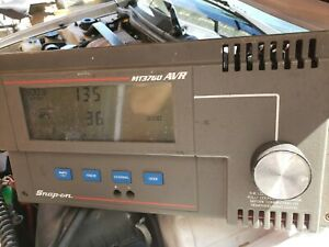 Snap on Tools Mt3760 Avr Battery Charging System Meter Load Diode Test Snapon