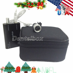Usa Dental Led Headlight Lamp Fit For Dental Surgical Medical Loupe Magnifier