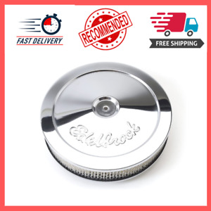 Edelbrock 1208 Pro flo 10 inch Round Air Cleaner