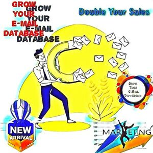 Email Database 799mn For Boost Your Marketing Campaign Double Your Sales Web