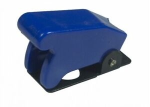 Wirth Co 20560 7 Aircraft Style Toggle Switch Cover blue pack Of 1