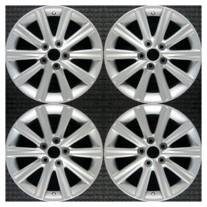 Set 2012 2013 2014 Toyota Camry Oem Factory 4261106730 17 Oe Wheels Rims 69603