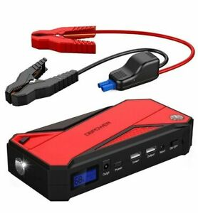 Dbpower 800a Peak 18000mah Portable Car Jump Starter Sealed