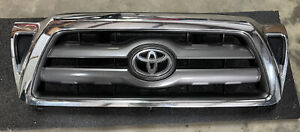 2005 2009 Toyota Tacoma Front Grill Oem 53100 04350