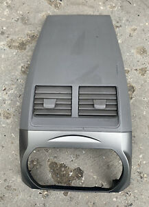 2002 2003 2004 Nissan Altima Center Dash Panel Radio Bezel Trim W Air Vents 2r