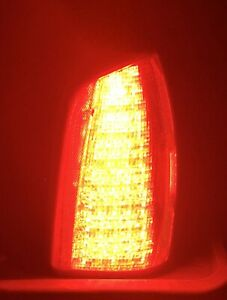 2000 2005 Cadillac Deville Right Passenger Side Rear Tail Light Lamp Assy Read