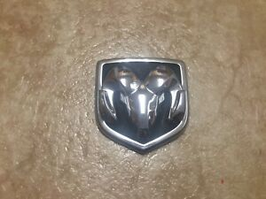08 10 Dodge Avenger Caliber Front Grille Chrome Emblem Logo Badge Sign Symbol