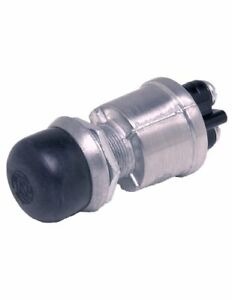 Cole Hersee 90030 bp Push button Switch With Screw on Cap