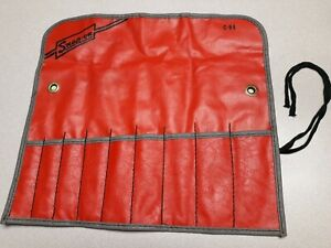 Vintage Snap On Tools Wrench Carrier Case Pouch C 94 Pouch Only