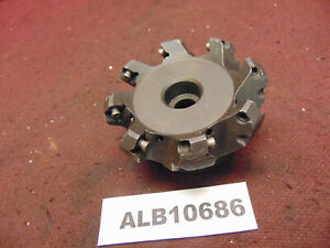 Sandvik 3in Indexable Face Mill R220 53 03 00 12 8a Alb 10685