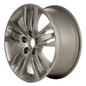 Refenished Silver 16x7 Wheel Rim For 2012 Ford Focus 16 Inch