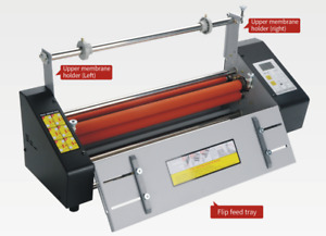 A3 Thermal Roll Laminator Machine 13 Inch Electric Hot And Cold Laminating Machi